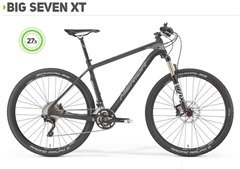 Destockage 2015 BIG SEVEN XT Carbone