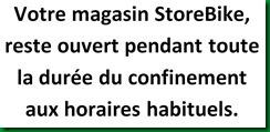 Confinement - Mag. ouvert